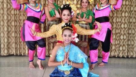 เช่าชุดไทยสี่ภาค