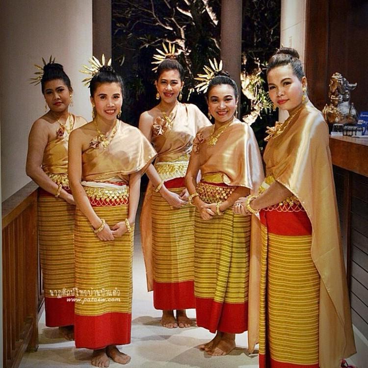 รีวิวชุดไทยภาคเหนือ