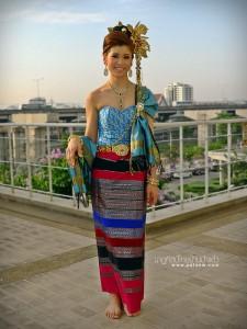ชุดไทยประยุกต์_021