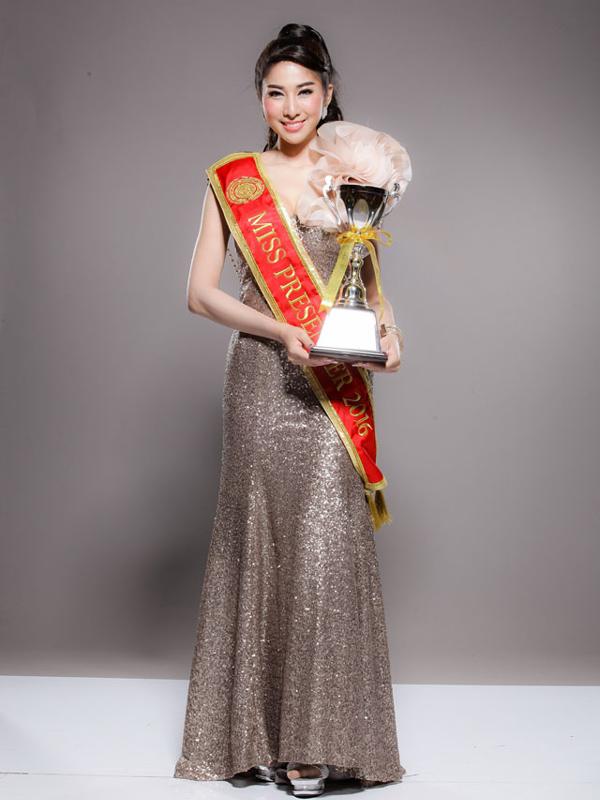 Miss presenter